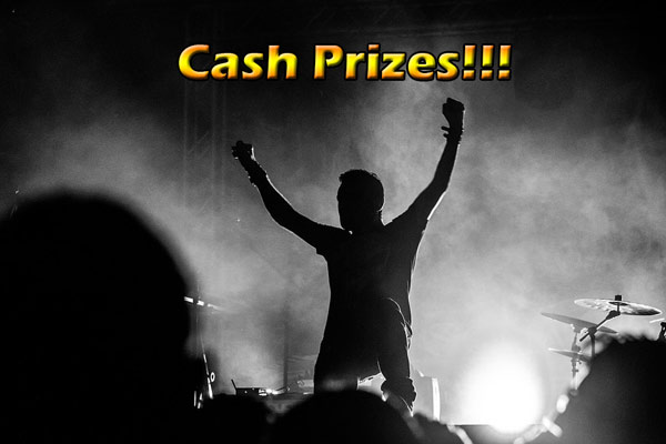 Battle of the Bands & Vocalist Competition – 7PM Friday