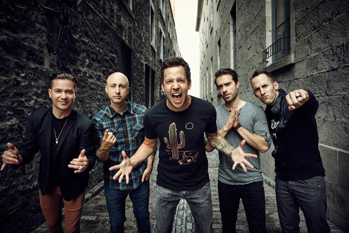 Simple Plan – 9PM Sunday